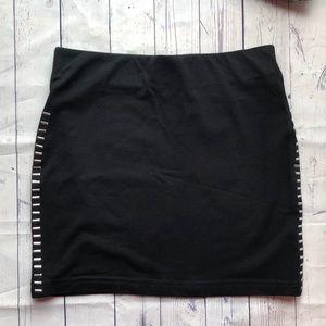 Hm mini skirt